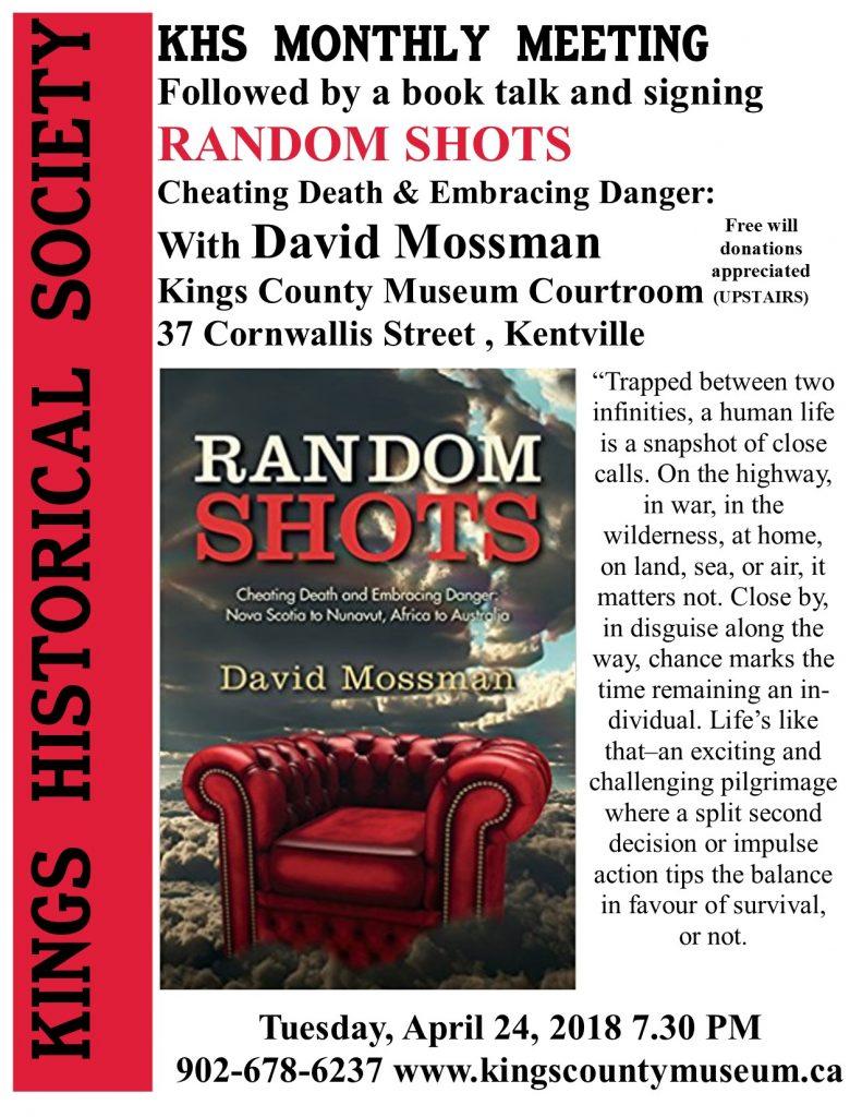 Random Shots poster