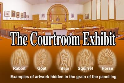 courtroom exhibit